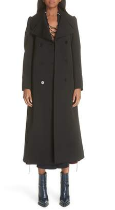 Stella McCartney Gabardine Trench Coat