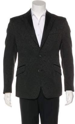 Dolce & Gabbana Floral Woven Sport Coat