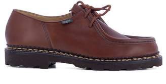 Paraboot Brown Leather Lace-up