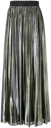 Alice + Olivia Alice+Olivia Tabetha pleated skirt