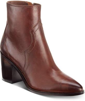 Frye Women Flynn Booties Women Shoes