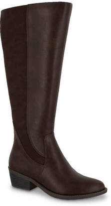 Easy Street Shoes Cortland Wide Calf Riding Boot - Women's