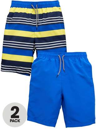 Very Boys 2pk Of Boardshorts