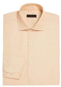 COLLECTION Mini Check Dress Shirt