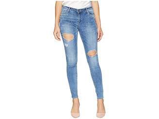 Bebe Troublemaker in Vintage Treasure Women's Jeans
