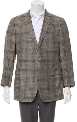 Etro Linen & Wool-Blend Jacket