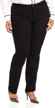 3318b80dfac55 at Amazon Canada · Lee Women s Plus-Size Classic Fit Monroe Straight Leg  Jean