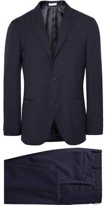 Boglioli Blue Dover Slim-Fit Virgin Wool Suit