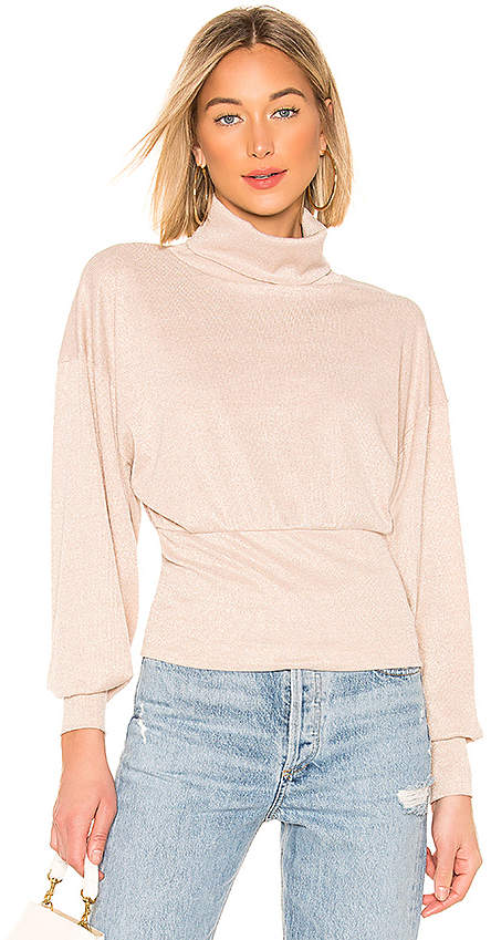 Glam Turtleneck Sweater