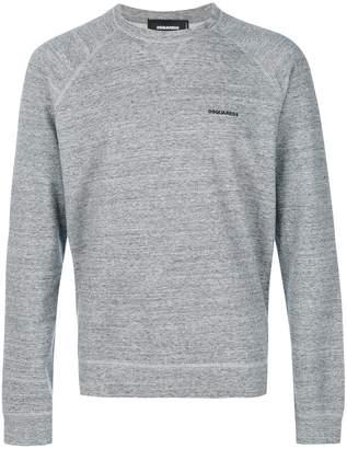 DSQUARED2 classic sweatshirt