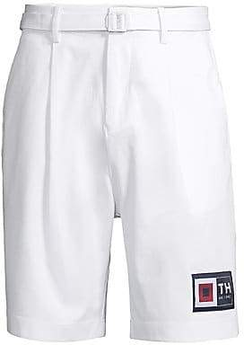 Tommy Hilfiger Edition Edition Men's Solid Pleated Shorts