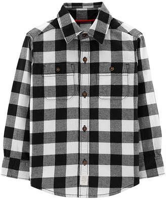 Carter's Button Front - Toddler Boys