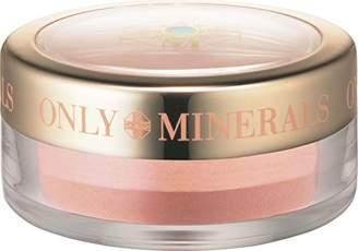 Only Minerals (オンリー ミネラル) - オンリーミネラル ブラッシュ ピーチ 3g