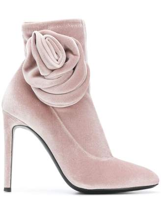 Giuseppe Zanotti Design Single Rose boots