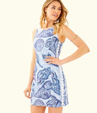 Lilly Pulitzer Womens Mila Shift Dress