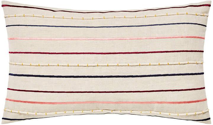 Scion - Eloisa Embroidered Cushion - 30x50cm