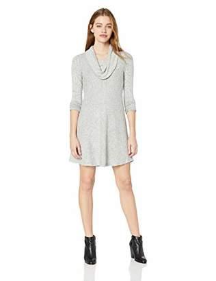Amy Byer A. Byer line Cowl-Neck Sweater Dress (Junior's)