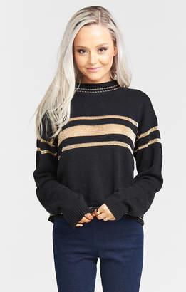 Show Me Your Mumu Neve Sweater ~ Saint Stripe Knit