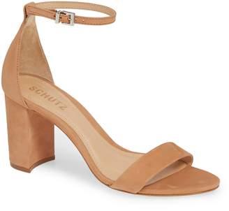 Schutz Anna Lee Ankle Strap Sandal