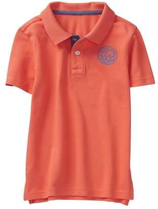 Gymboree Wave Polo Shirt