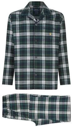 Polo Ralph Lauren Check Pyjama Set