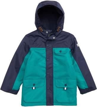 Joules Hooded Waterproof Coat