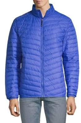 32 Degrees Classic Quilted Jacket