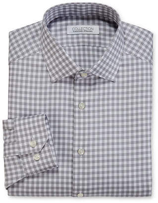 COLLECTION Collection by Michael Strahan Cotton Stretch Dress Shirt - Big