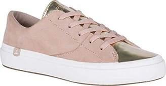Sperry Women's Haven Lace Up Metallic Sneaker