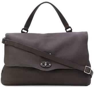 Zanellato top handle shoulder bag