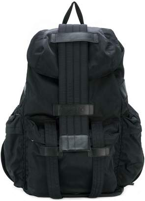 Kokon To Zai multi-pocket backpack