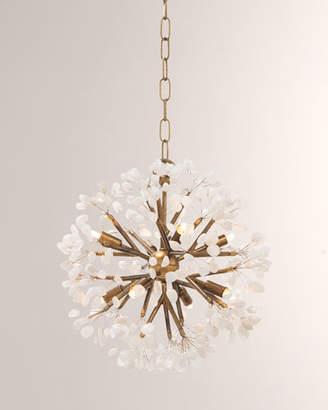 John-Richard Collection Spherical 8-Light Lighting Pendant