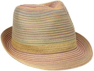 San Diego Hat Company San Diego Hat Women's Mixed Braid Large Brim Floppy