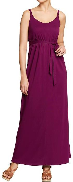 Old Navy Women's Jersey Maxi Dresses