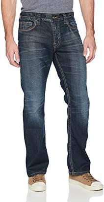 Silver Jeans Men's Zac Dark Wash,36x30