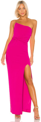 Nookie Lust One Shoulder Gown