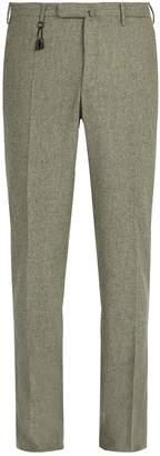 Incotex Slim fit wool trousers