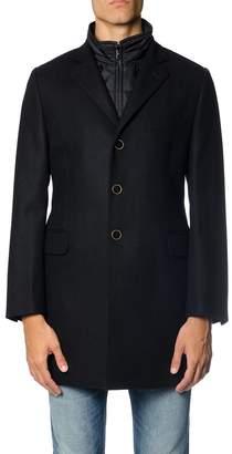 Fay Wool-cashmere Blend Coat