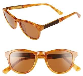 Shwood Ace 48mm Sunglasses