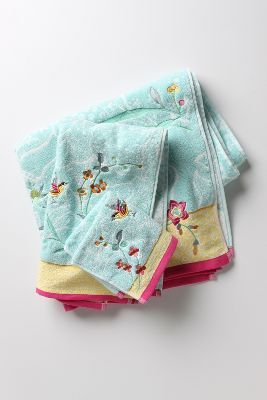 Grace Bath Towels
