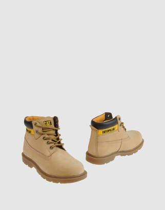 CAT Combat boots