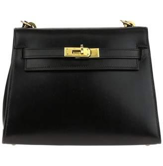 Hermes Kelly Mini leather handbag