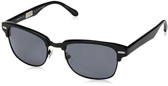 Original Penguin Men's The Highpockets Polarized Square Sunglasses