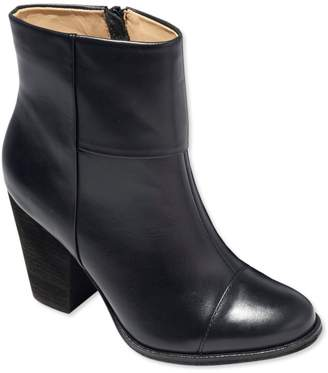 L.L. Bean L.L.Bean Signature Leather Ankle Boots