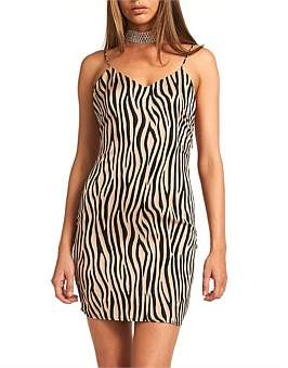 Lioness All Bets Are Off Mini Dress