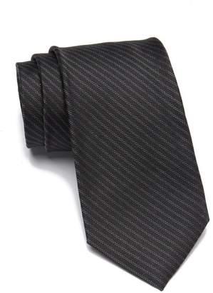 Calvin Klein Occasion Stitch Stripe Tie