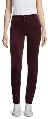 AG Jeans Velvet Skinny Pants