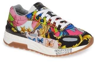 Versace Baroque Print Achilles Sneaker