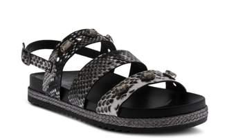 Spring Step Patrizia By Bethanie Espadrille Platform Sandal