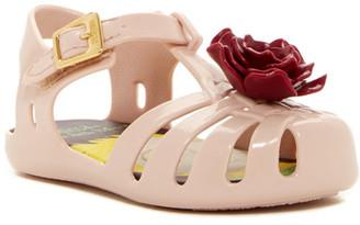 Mini Melissa Aranha Ankle Strap Sandal (Toddler) $65 thestylecure.com